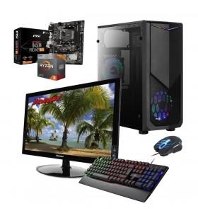 Computador Gamer Amd Ryzen...